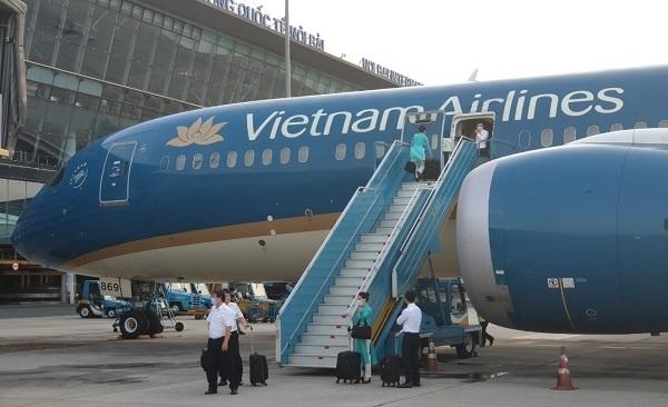 So với các hãng hàng không khác, Vietnam Airlines có nhiều điều kiện thuận lợi để vực lại hoạt động của doanh nghiệp sau dịch bệnh