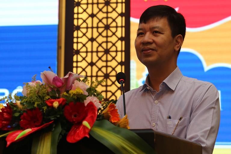 Ông Nguyễn Minh Khoa, Trưởng ban Pháp chế, Tập đoàn Điện lực Việt Nam