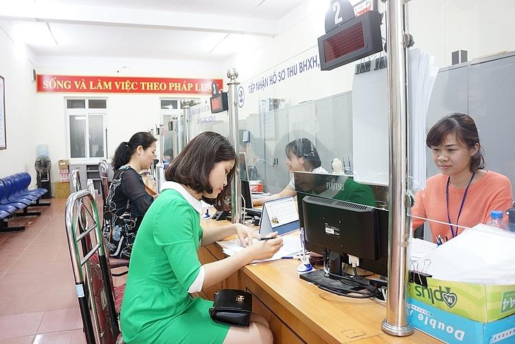 BHXH Việt Nam giảm còn 25 thủ tục hành chính