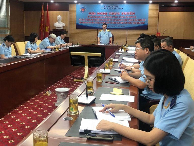 Tổng cục Hải quan yêu cầu tích cực triển khai và hướng dẫn DN thực hiện Nghị định 18