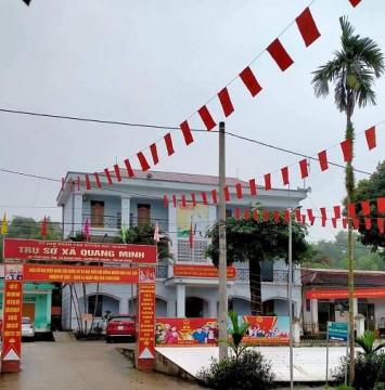 Xã Quang Minh (huyện Bắc Quang, tỉnh Hà Giang): Tích cực xây dựng nông thôn mới