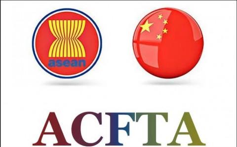 Những lưu ý về xuất xứ hàng hóa trong Hiệp định ACFTA