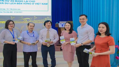 """Tìm giải pháp phát triển """"du lịch bền vững"""" cho ngành Du lịch Việt Nam và Thái Lan"""