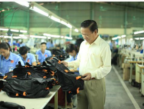 Ông chủ Ladoda - Đinh Quang Bào: Thành công là phải có đam mê và tâm huyết với nghề