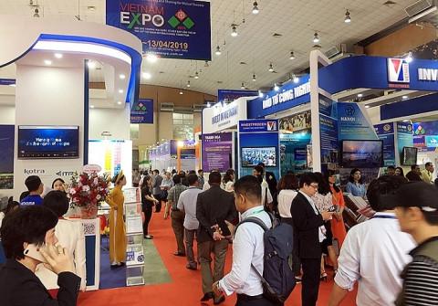 Hội chợ Vietnam Expo lần thứ 30 sẽ diễn ra tại Trung tâm triển lãm quốc tế I.C.E