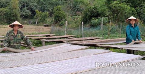 Huyện Bình Gia (Lạng Sơn): Đẩy mạnh phát triển chương trình OCOP