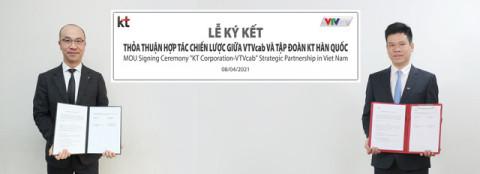 Tập đoàn Hàn Quốc hợp tác với VTVcab phát triển dịch vụ âm nhạc trực tuyến