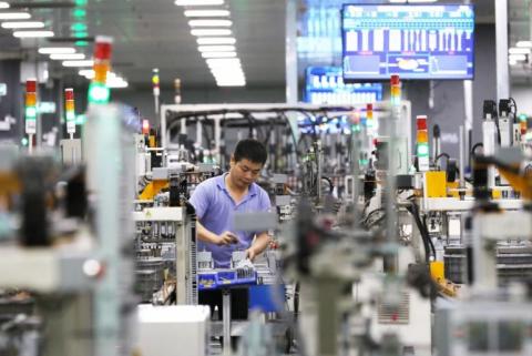 Tình trạng thiếu chip lan sang ngành công nghiệp thiết bị gia dụng rộng của Trung Quốc