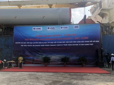 VIMC Hậu Giang chuẩn bị kế hoạch bốc xếp 1 triệu tấn hàng hoá