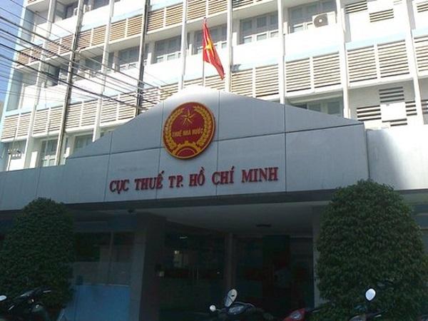 Cục Thuế TP. Hồ Chí Minh