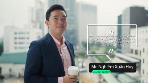 Doanh nhân Nghiêm Xuân Huy và câu chuyện lập 'ống heo online' cho bạn trẻ Việt