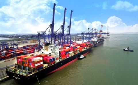 Hải Phòng có số bến cảng nhiều nhất Việt Nam