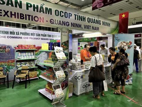 Quảng Ninh: Hội chợ OCOP - Hè 2021 quy tụ khoảng 320 gian hàng