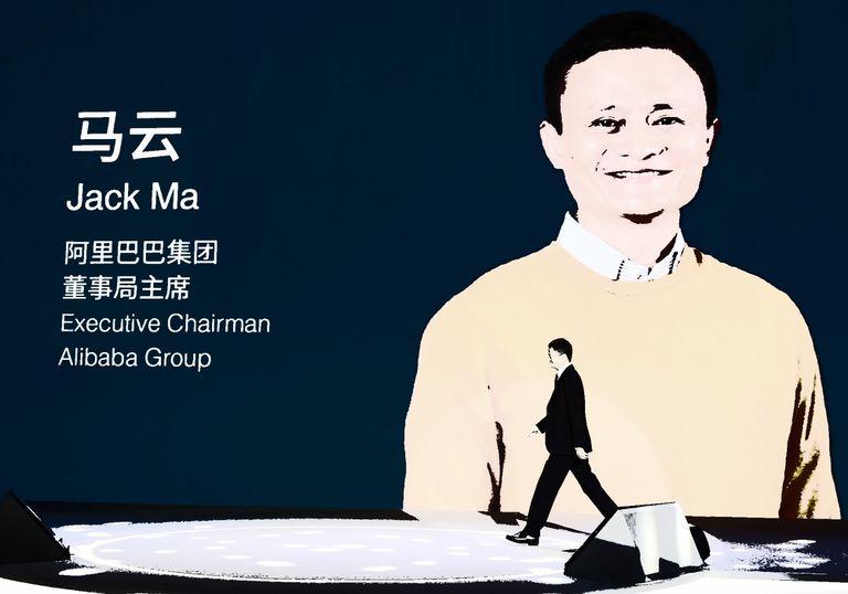 Chính quyền Trung Quốc đang kìm hãm đế chế Alibaba do Jack Ma đứng đầu