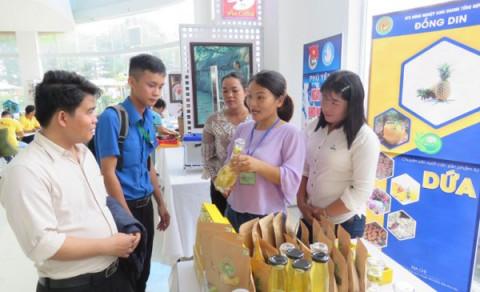 Phú Yên: Ứng dụng KH - CN để nâng cao thương hiệu sản phẩm OCOP