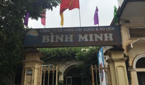 Thanh tra Chính phủ: Công ty Cổ phần tập đoàn Xây dựng và Du lịch Bình Minh khai thác mỏ sét trái luật