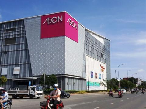 Tham vọng tại thị trường Việt Nam của Aeon