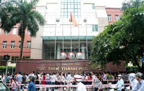 Cục Thuế Hà Nội đẩy mạnh thu hồi nợ đọng thuế