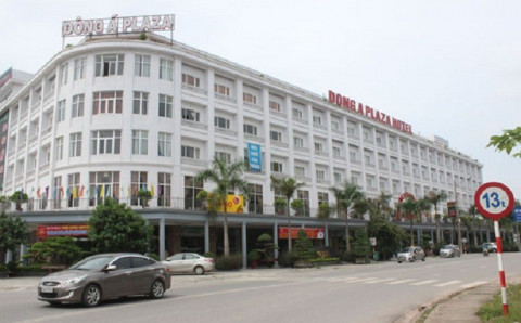 Cưỡng chế ngừng sử dụng hóa đơn với Công ty CP Tập đoàn Khách sạn Đông Á do sai phạm về thuế
