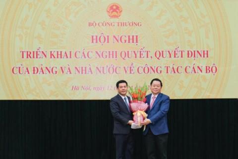 """Tân Bộ trưởng Bộ Công thương Nguyễn Hồng Diên: """"Thời gian tới, thuận lợi cũng lắm và gian nan cũng nhiều"""""""