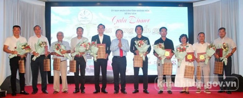 """Khánh Hòa: Tổ chức đêm gala Dinner với chủ đề """"Nha Trang Biển gọi"""""""
