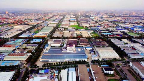 Bất động sản công nghiệp dậy sóng đón luồng vốn đầu tư FDI