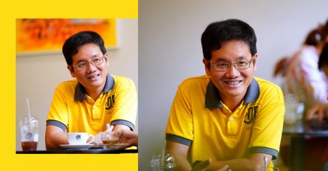 Hành trình rẽ ngang từ bất động sản sang ngành sữa của Chủ tịch Nutifood Trần Thanh Hải