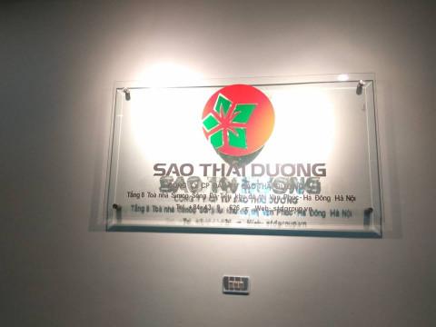 Công ty CP Đầu tư Sao Thái Dương đầu tư vào sản xuất sản phẩm từ tre, nứa