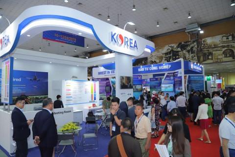 Hội chợ Vietnam EXPO 2021: Hơn 50 doanh nghiệp Hàn Quốc tham dự