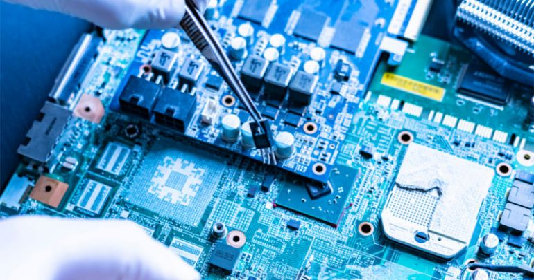 Châu Á chiếm lĩnh thị trường sản xuất chip và tham vọng của Hoa Kỳ