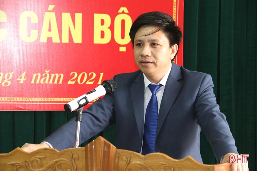 Bổ nhiệm Giám đốc BQL Dự án đầu tư xây dựng khu vực KKT tỉnh Hà Tĩnh