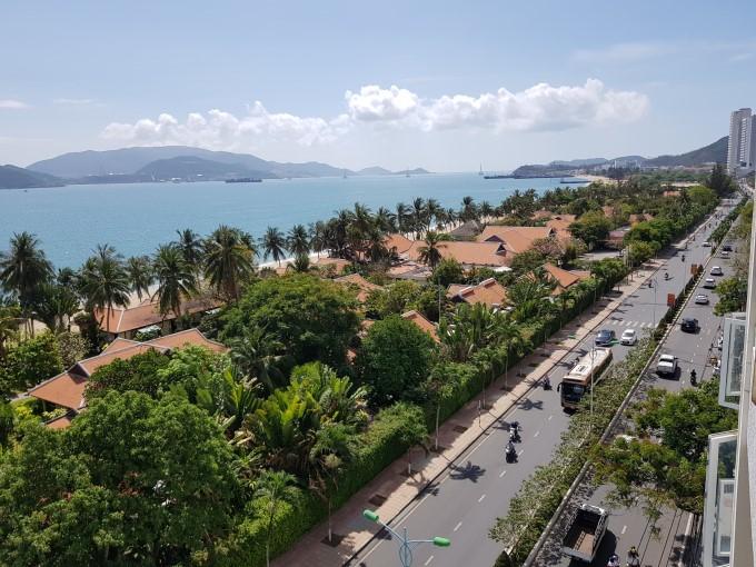 Khu resort Ana Mandara nhìn ra biển Nha Trang