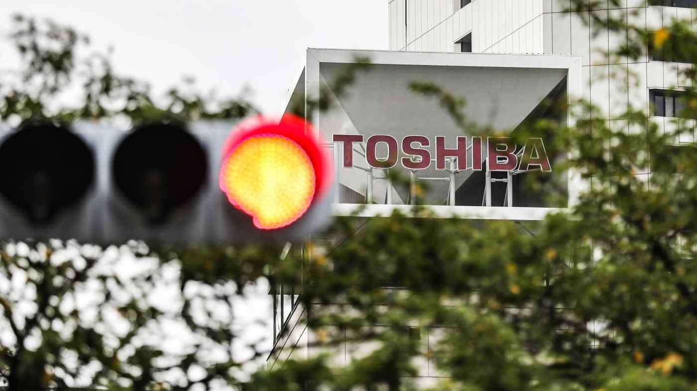 Đối tác đầu tư 3D của Singapore, vốn có mâu thuẫn từ lâu với ban lãnh đạo của Toshiba, sẽ trở thành cổ đông lớn thứ hai của công ty. (Ảnh của Shinya Sawai)