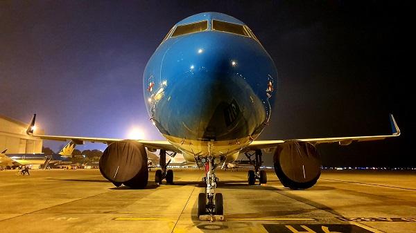 Cổ phiếu của Tổng Công ty Cổ phần Hàng không Việt Nam bị đưa vào diện cảnh báo