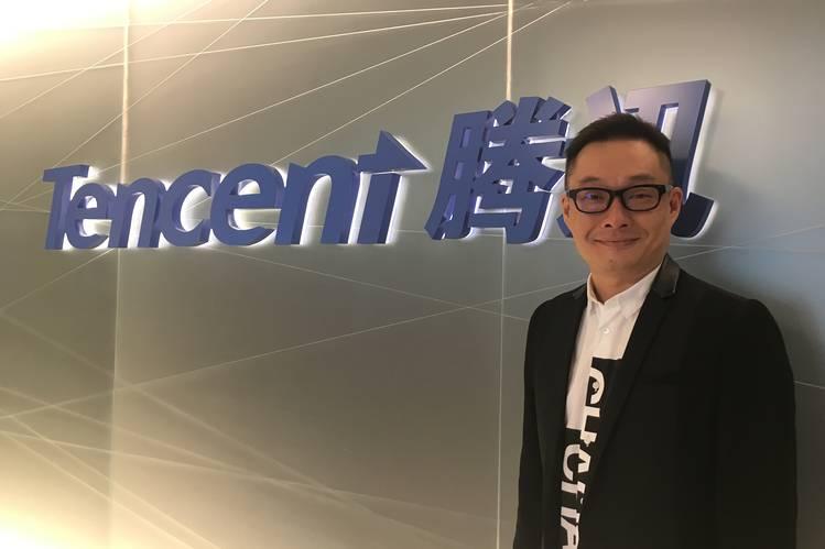 Poshu Yeung, Phó chủ tịch cấp cao của Tencent Cloud International