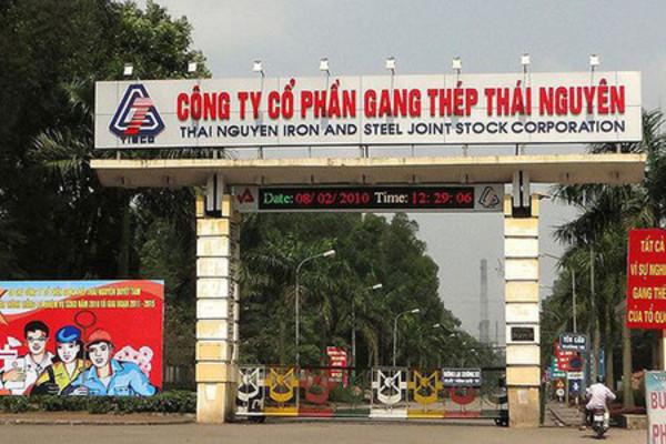 Loạt cựu lãnh đạo hầu tòa, giá cổ phiếu Gang thép Thái Nguyên tăng vọt