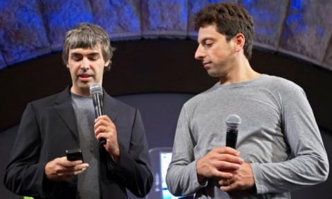 Nhà sáng lập Google Larry Page và Sergey Brin tham gia câu lạc bộ tỷ phú 100 tỷ USD