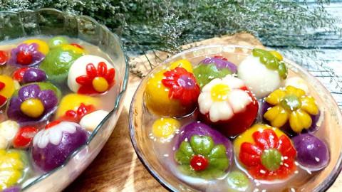 Tết Hàn thực 2021: Thị trường bánh đa dạng, hấp dẫn
