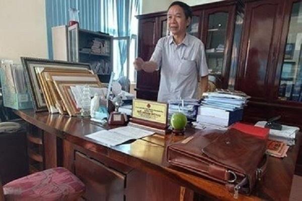 Thanh Hóa: Tại sao Phó Chủ tịch HĐND thị xã Nghi Sơn bị bắt ?