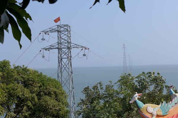 Kiên Giang: Nỗ lực mang điện đến vùng xa và hải đảo