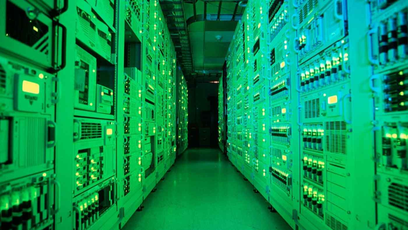 Khi thế giới chuyển sang mạng 5G, nhu cầu về các trung tâm dữ liệu tiếp tục tăng. © Hình ảnh Getty