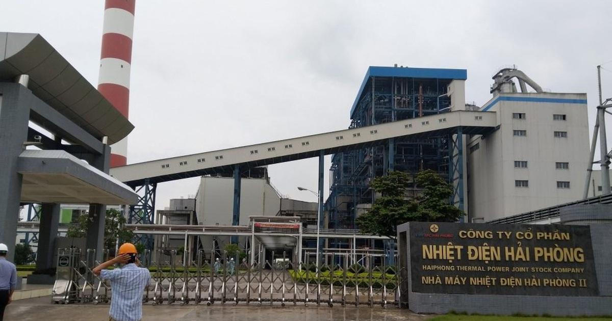 Nhiệt điện Hải Phòng
