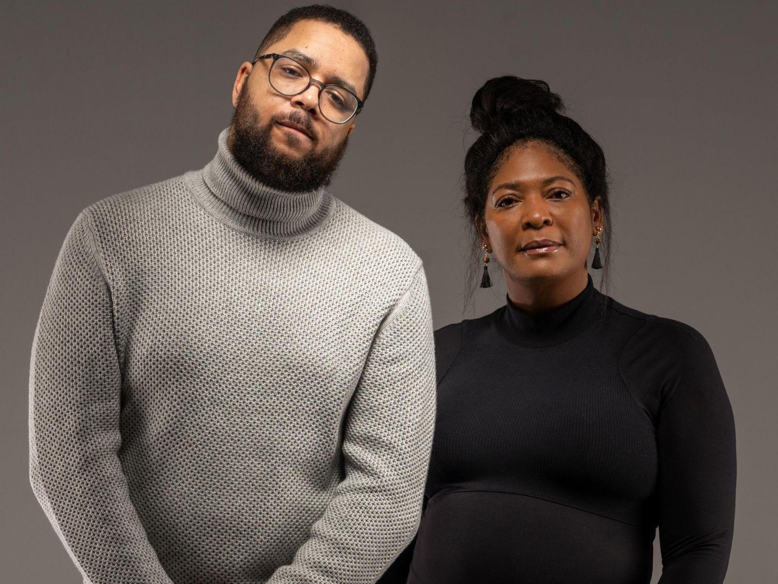 Jennifer Dyer và Kiaran Sim là những người đồng sáng lập Yappa. ĐƯỢC PHÉP CỦA YAPPA