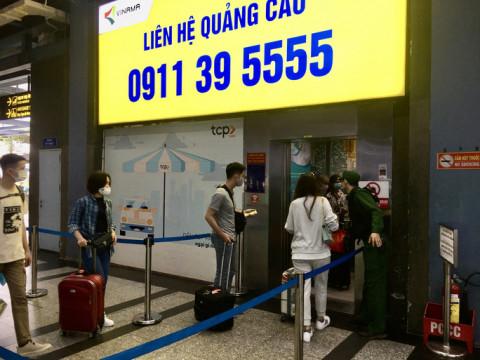 TPHCM: Phải lắp thêm 3 thang máy tại nhà giữ xe sân bay Tân Sơn Nhất trước 30.4