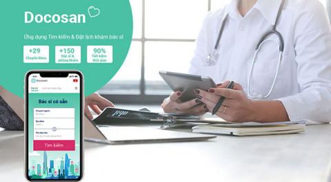 Ứng dụng đặt lịch chăm sóc sức khỏe có trụ sở tại Việt Nam, Docosan được cấp vốn hạt giống 1 triệu đô la do AppWorks dẫn đầu