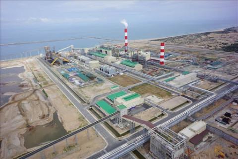 Quý I/2021, Formosa Hà Tĩnh thu gần 1,1 tỷ USD