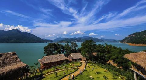 Quy hoạch chung xây dựng khu du lịch quốc gia hồ Hòa Bình
