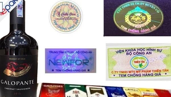 Doanh nghiệp nhập khẩu rượu và thuốc lá chịu trách nhiệm đăng ký kế hoạch sử dụng tem điện tử