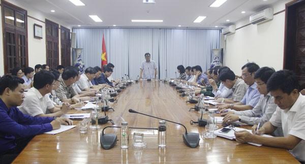 Quảng Bình: Triển khai nhiệm vụ hoàn chỉnh dự thảo báo cáo quy hoạch tỉnh đến năm 2030, tầm nhìn đến năm 2050