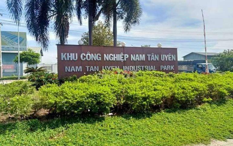 CTCP Khu công nghiệp Nam Tân Uyên báo lãi tăng 33% trong quý 1/2021